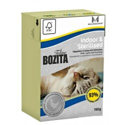 BOZITA Feline Funktion Indoor & Sterilised 190g