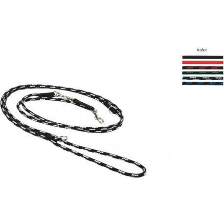 CHABA Smycz regulowana linka 1,2x220cm