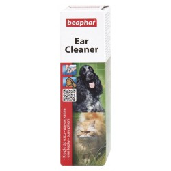BEAPHAR Ear Cleaner krople do uszu 50ml