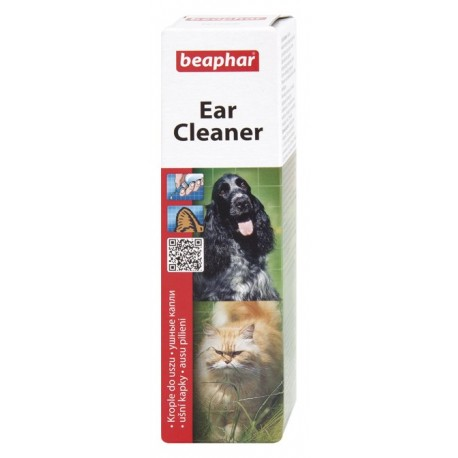 BEAPHAR Ear Cleaner krople do uszu