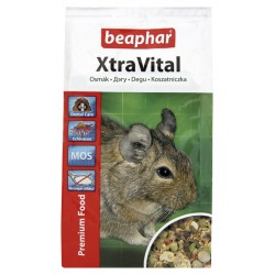 BEAPHAR XtraVital Degu pokarm dla koszatniczki 500g