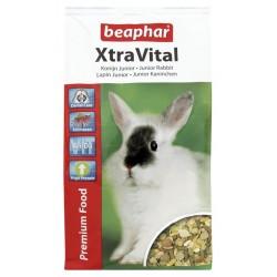 BEAPHAR XtraVital Rabbit Junior pokarm dla młodych królików 1kg