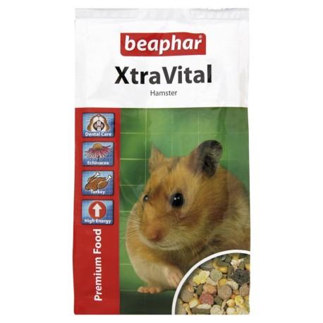 BEAPHAR XtraVital Hamster pokarm dla chomika 500g
