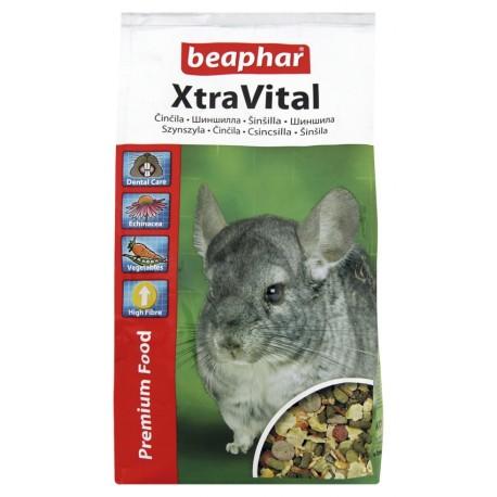 BEAPHAR XtraVital Chinchilla pokarm dla szynszyli 1kg