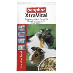 BEAPHAR XtraVital Pig junior pokarm dla młodych świnek 500g