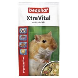 BEAPHAR XtraVital Gerbil pokarm dla myszoskoczka 500g