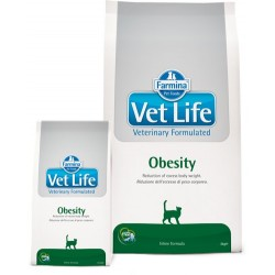 FARMINA VET LIFE Cat Obesity