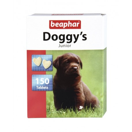 BEAPHAR Doggy's Junior 150szt