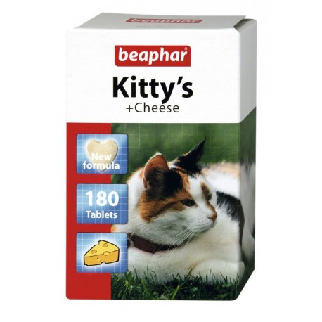 BEAPHAR Kitty's Cheese