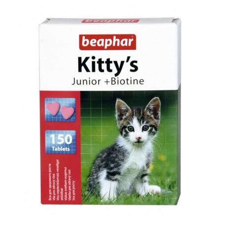 BEAPHAR Kitty's Junior 150szt