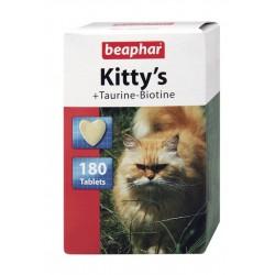 BEAPHAR Kitty's z tauryną i biotyną