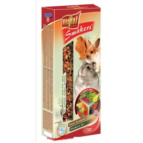 VITAPOL Smakers mix 1 3szt.