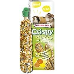 VERSELE LAGA Crispy Sticks Citrus Fruit 110g