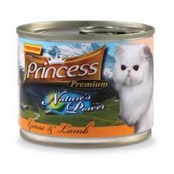 PRINCESS Nature's Power Gęś/Jagnięcina 200g