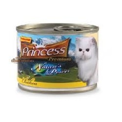 PRINCESS CAT Nature's Power Kurczak 200g puszka