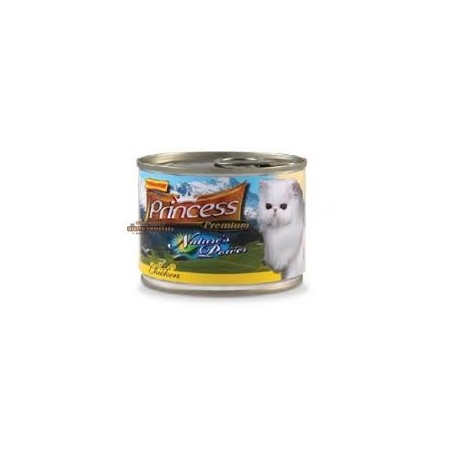 PRINCESS Nature's Power Kurczak 200g