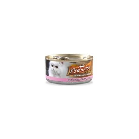 PRINCESS Premium Tuńczyk/Kurczak/Krewetki 170g