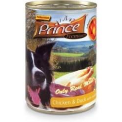 PRINCE Premium Kurczak/Kaczka/Mandarynki/Marchewka 400g
