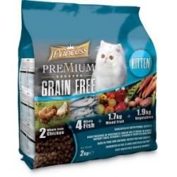 """PRINCESS """"Bez zbóż"""" Kitten 2kg"""