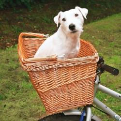 TRIXIE Koszyk rowerowy na kierownicę dla zwierząt