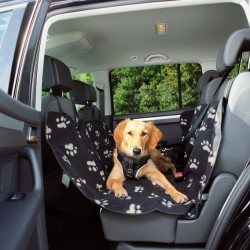 TRIXIE Mata samochodowa w beżowe łapki dla psa