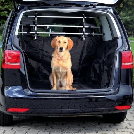 TRIXIE Mata samochodowa bagażnik czarna duża