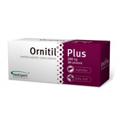 Vet Planet Ornitil Plus 30tabl
