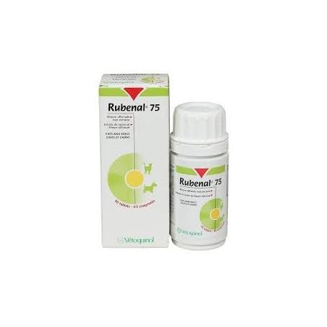 VETOQUINOL Rubenal 75