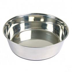 TRIXIE Metalowa miska z gumową podstawą