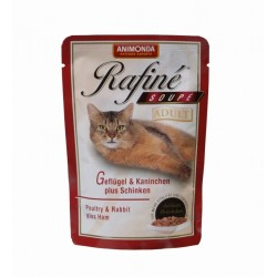 ANIMONDA CAT Rafine Soupe Adult 100g saszetka