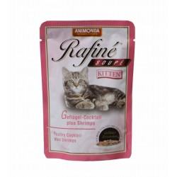 ANIMONDA CAT Rafine Soupe Kitten 100g saszetka