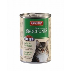 ANIMONDA Brocconis Cat 400g puszka