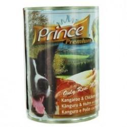 PRINCE Premium Kangur/Kurczak/Szparagi 400g