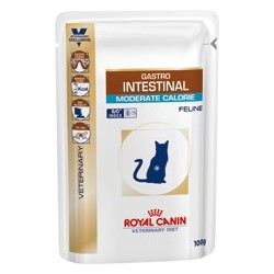 ROYAL CANIN VETERINARY DIET CAT Gastro Intestinal Moderate Calorie Saszetka 100g