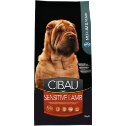 FARMINA CIBAU Sensitive Lamb & Rice Medium/Maxi