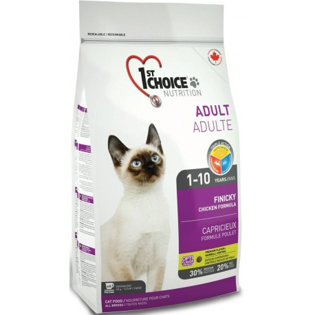 1st CHOICE CAT Adult Finicky Chicken