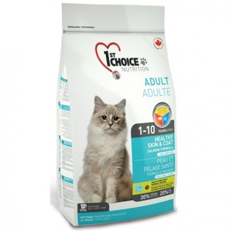 1st CHOICE CAT Indoor Sensitive Skin&Coat