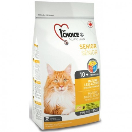 1st CHOICE CAT Mature or Less Active