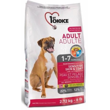 1st CHOICE DOG Adult Sensitive Skin&Coat
