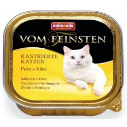 ANIMONDA Vom Feinsten Kastrierte Cat 100g tacka