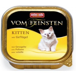 ANIMONDA CAT Vom Feinsten Kitten 100g tacka