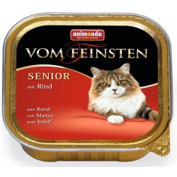ANIMONDA CAT Vom Feinsten Senior 100g tacka