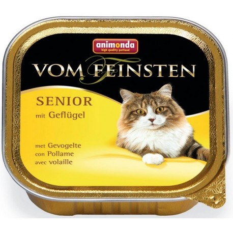 ANIMONDA Vom Feinsten Senior 100g tacka
