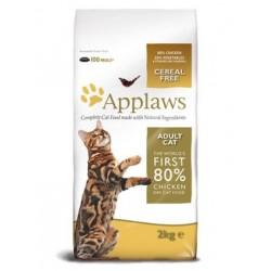 APPLAWS Cat z kurczakiem i warzywami