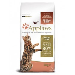 APPLAWS CAT Chicken & Salmon