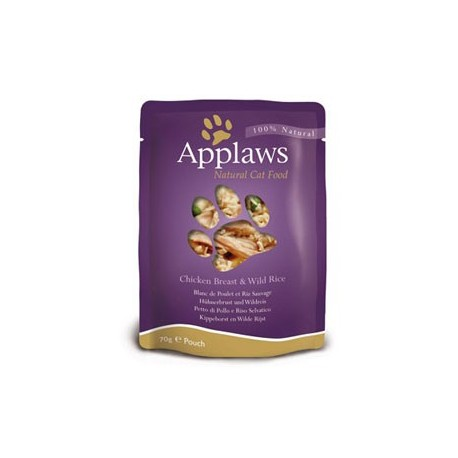 APPLAWS Cat Filety 70g saszetka