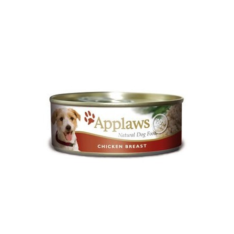 APPLAWS Dog Filety 156g puszka