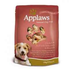 APPLAWS Dog Filety 150g saszetka