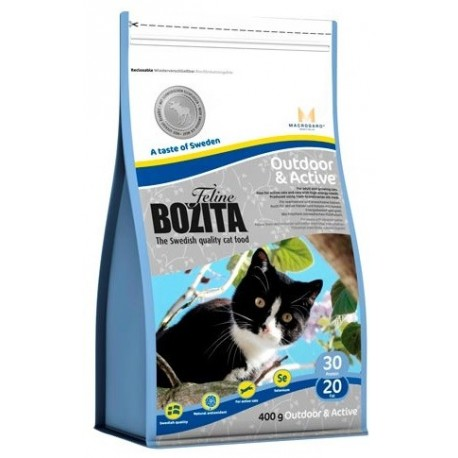 BOZITA Feline Function Outdoor&Active
