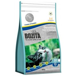 BOZITA Feline Function Sensitive Diet&Stoma